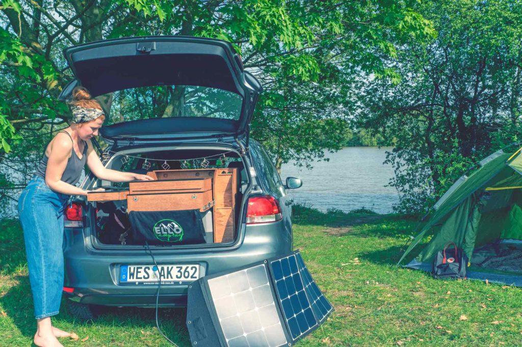 Dein Auto wird zum Camper