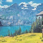 Roadtrip Schweiz frei Campen Natur