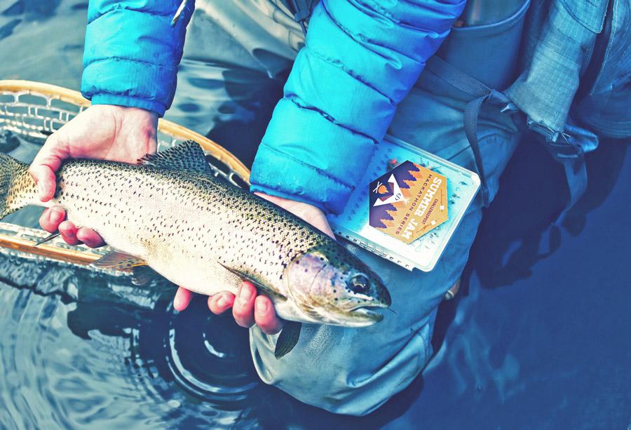 Angeln Fischfang