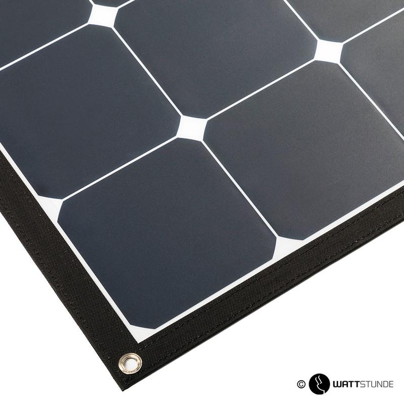 Wattstunde WS120sf sunfolder 120 wp Solartasche