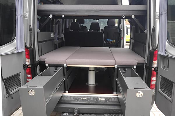Ello Modul-System für Busse_Mercedes_benz_sprinter_VW_Crafter_Fiat_Ducato